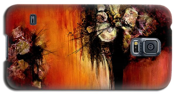 Genesis - Love At First Sight #2 Galaxy S5 Case by Jim Whalen
