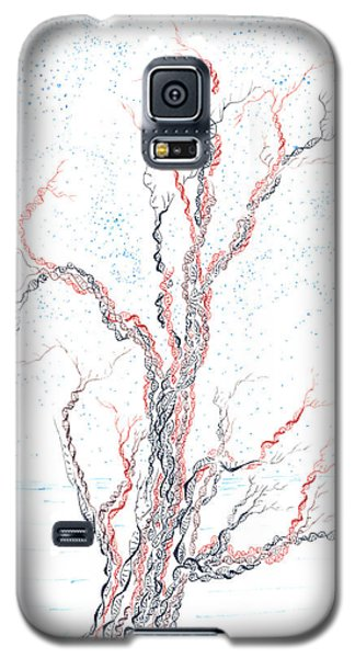 Genetic Branches Galaxy S5 Case by Regina Valluzzi