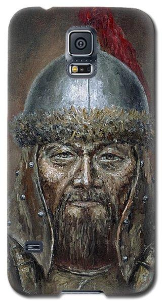 Genhis Khan Galaxy S5 Case by Arturas Slapsys