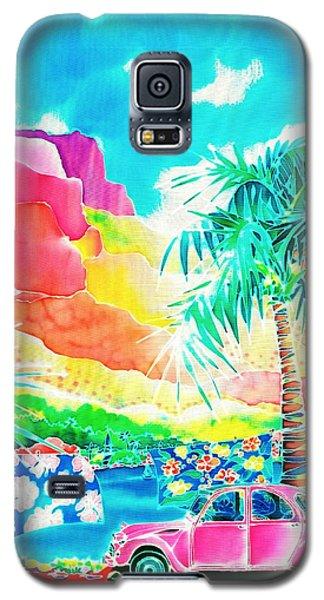 Gentle Breeze Galaxy S5 Case