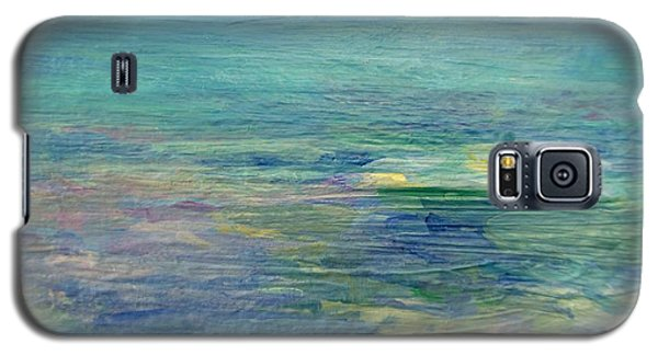 Gentle Light On The Water Galaxy S5 Case