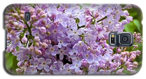 Gentle Purples Galaxy S5 Case