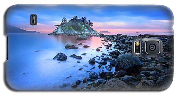 Gentle Sunrise Galaxy S5 Case