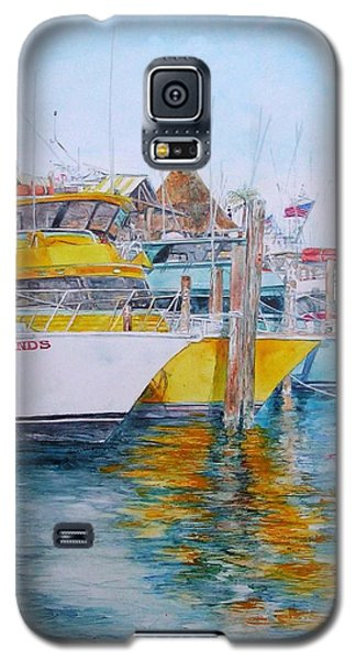 Gentle Winds Galaxy S5 Case