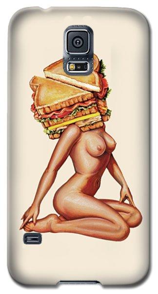 Gentlemen's Club Galaxy S5 Case by Kelly Gilleran