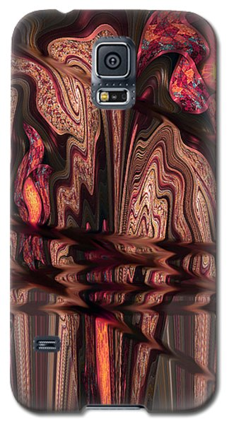 Geodes Galaxy S5 Case by Digital Art Cafe