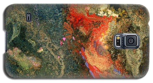 Geology-volcanic Galaxy S5 Case