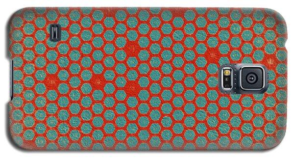 Galaxy S5 Case featuring the digital art Geometric 2 by Bonnie Bruno