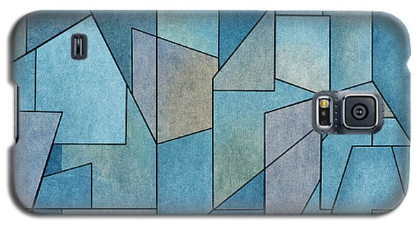 Geometric Abstraction IIi Galaxy S5 Case
