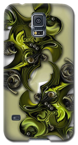 Geometric Pole Galaxy S5 Case