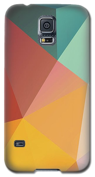 Galaxy S5 Case - Geometric Xxix by Ultra Pop