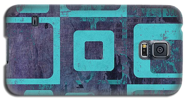 Geomix 02 - Sp06c6b Galaxy S5 Case by Variance Collections