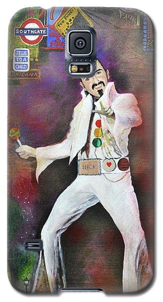 George Michael Gentlemen And Ladies Galaxy S5 Case