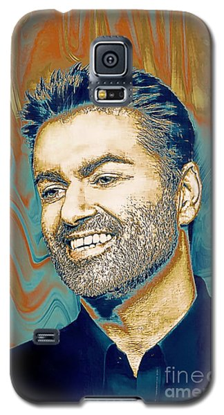 George Michael - Tribute  Galaxy S5 Case
