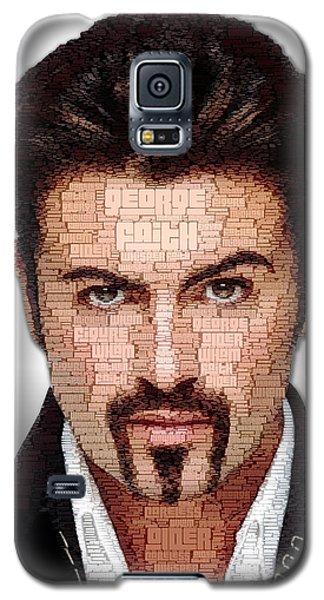 George Michael Tribute Galaxy S5 Case