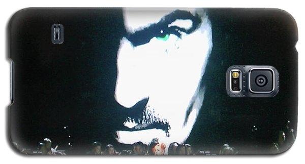 George Michael's Eye Appeal Galaxy S5 Case by Toni Hopper