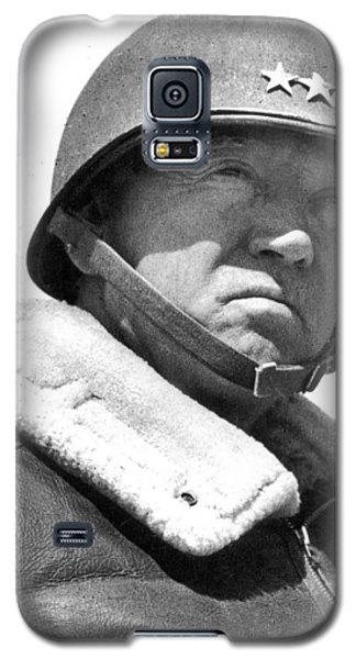 George S. Patton Unknown Date Galaxy S5 Case by David Lee Guss