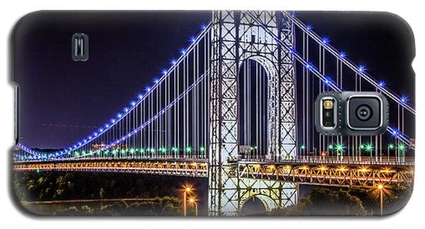 George Washington Bridge - Memorial Day 2013 Galaxy S5 Case