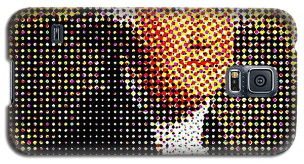 George Washington In Dots  Galaxy S5 Case