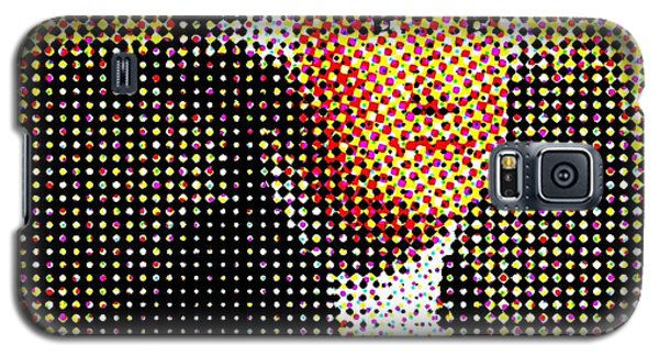 George Washington In Dots  Galaxy S5 Case