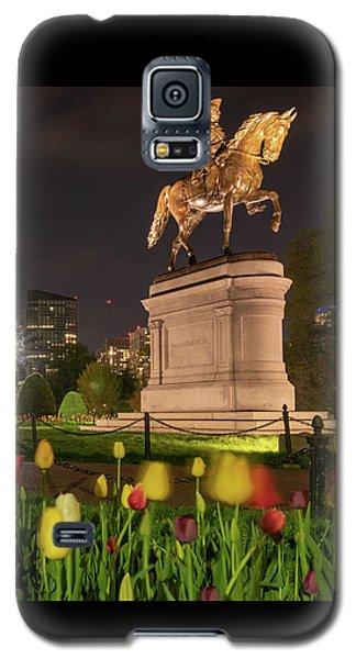 George Washington Standing Guard Galaxy S5 Case