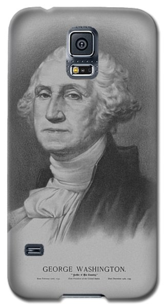 George Washington Galaxy S5 Case by War Is Hell Store