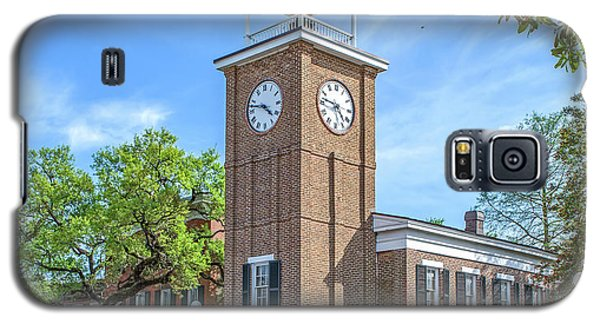 Georgetown Clock Tower Galaxy S5 Case