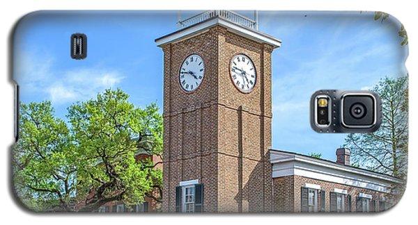 Georgetown Clock Tower Galaxy S5 Case