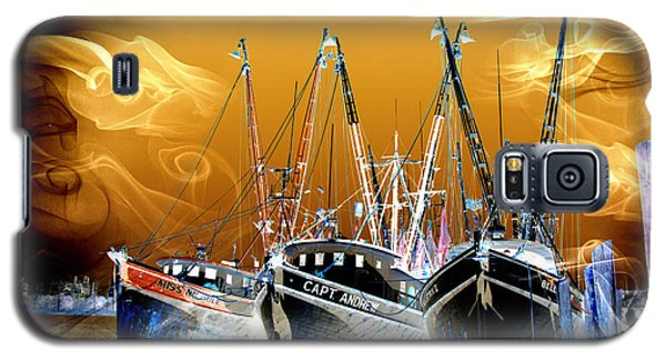 Georgetown Fantasy Shrimpers Galaxy S5 Case