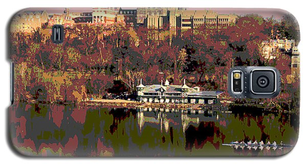 Georgetown University Crew Team Galaxy S5 Case