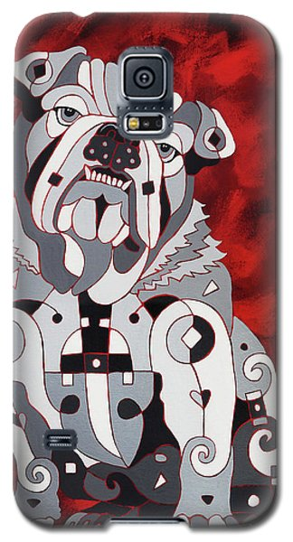 Georgia Bull Dog Galaxy S5 Case
