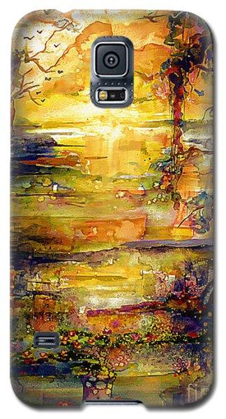 Georgia Okefenokee Land Of Trembling Earth Galaxy S5 Case