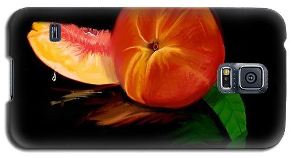Georgia Peach Galaxy S5 Case