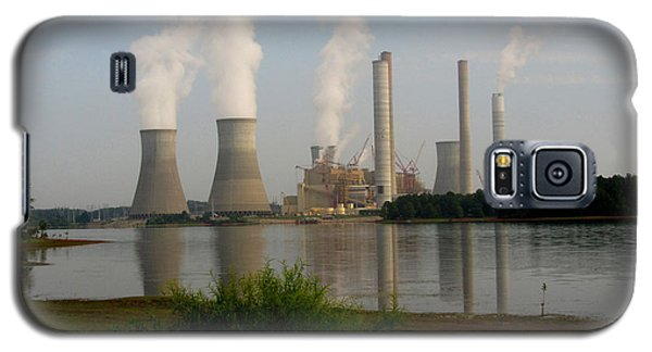 Georgia Power Plant Galaxy S5 Case by Donna Brown