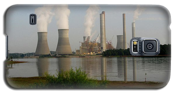 Georgia Power Plant Galaxy S5 Case