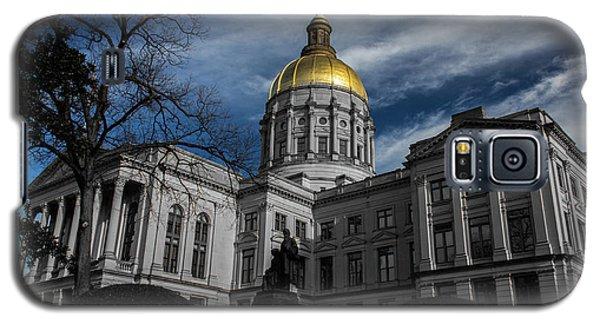 Georgia State Capital Galaxy S5 Case