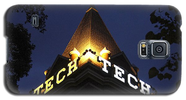 Georgia Tech Georgia Institute Of Technology Georgia Art Galaxy S5 Case