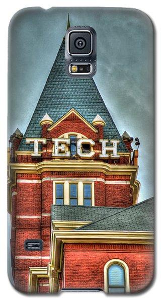 Georgia Tech Tower 8 Georgia Institute Of Technology Art Galaxy S5 Case