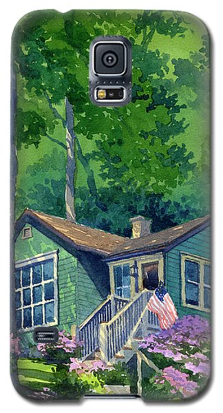 Georgia Townsend House Galaxy S5 Case