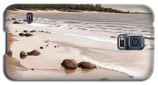 Georgian Bay Beach Galaxy S5 Case