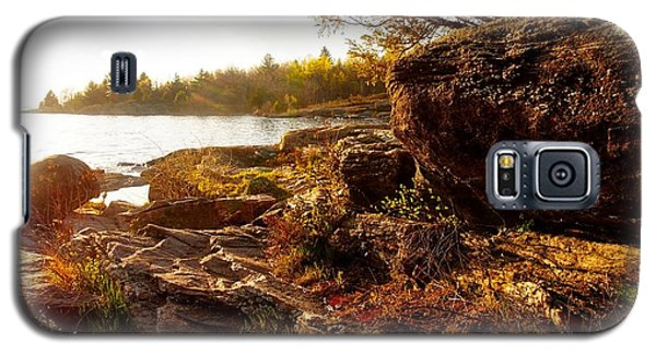 Georgian Bay Sunset Galaxy S5 Case