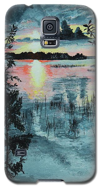 Georgian Bay Sunset Galaxy S5 Case