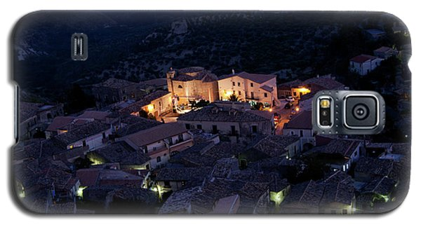 Galaxy S5 Case featuring the photograph Gerace by Bruno Spagnolo