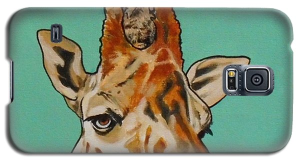 Gerald The Giraffe Galaxy S5 Case