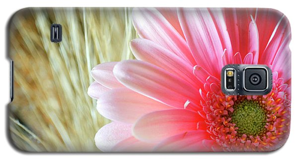 Galaxy S5 Case featuring the photograph Gerberlicious by Traci Cottingham