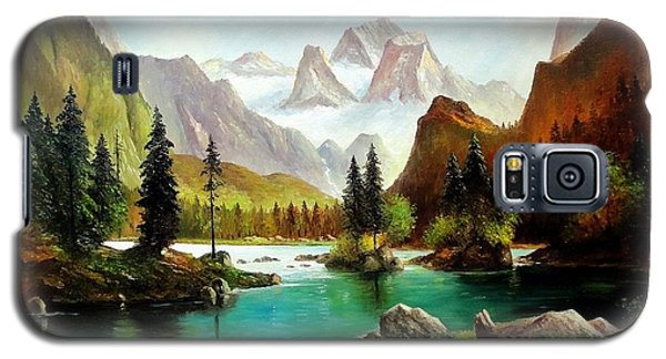 German Alps Galaxy S5 Case