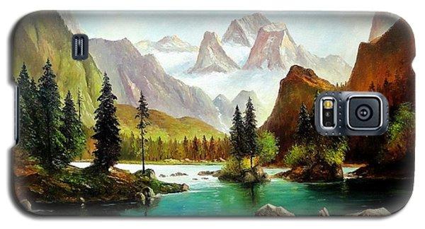 German Alps Galaxy S5 Case