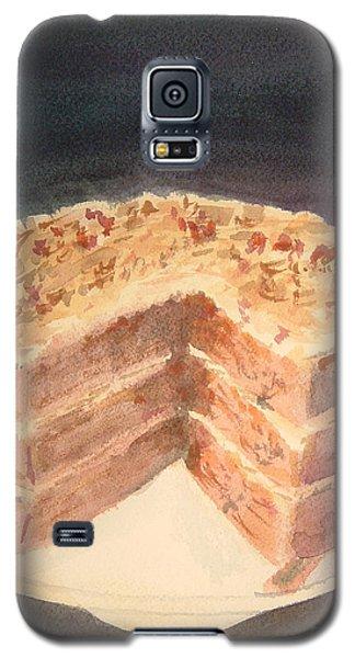 German Chocolate Cake Galaxy S5 Case