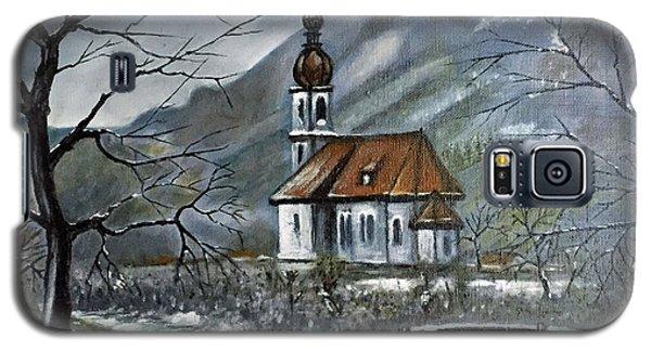German Church At Ramsau  Galaxy S5 Case