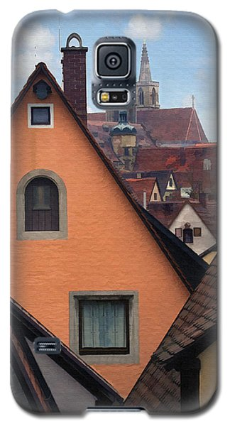 German Rooftops Galaxy S5 Case